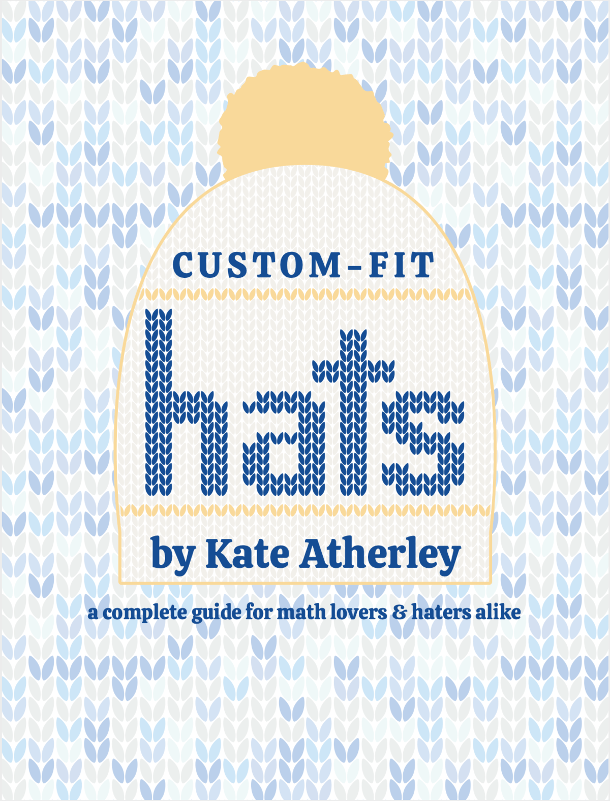 Cover of Custom-Fit Hats ebook, by Kate Atherley