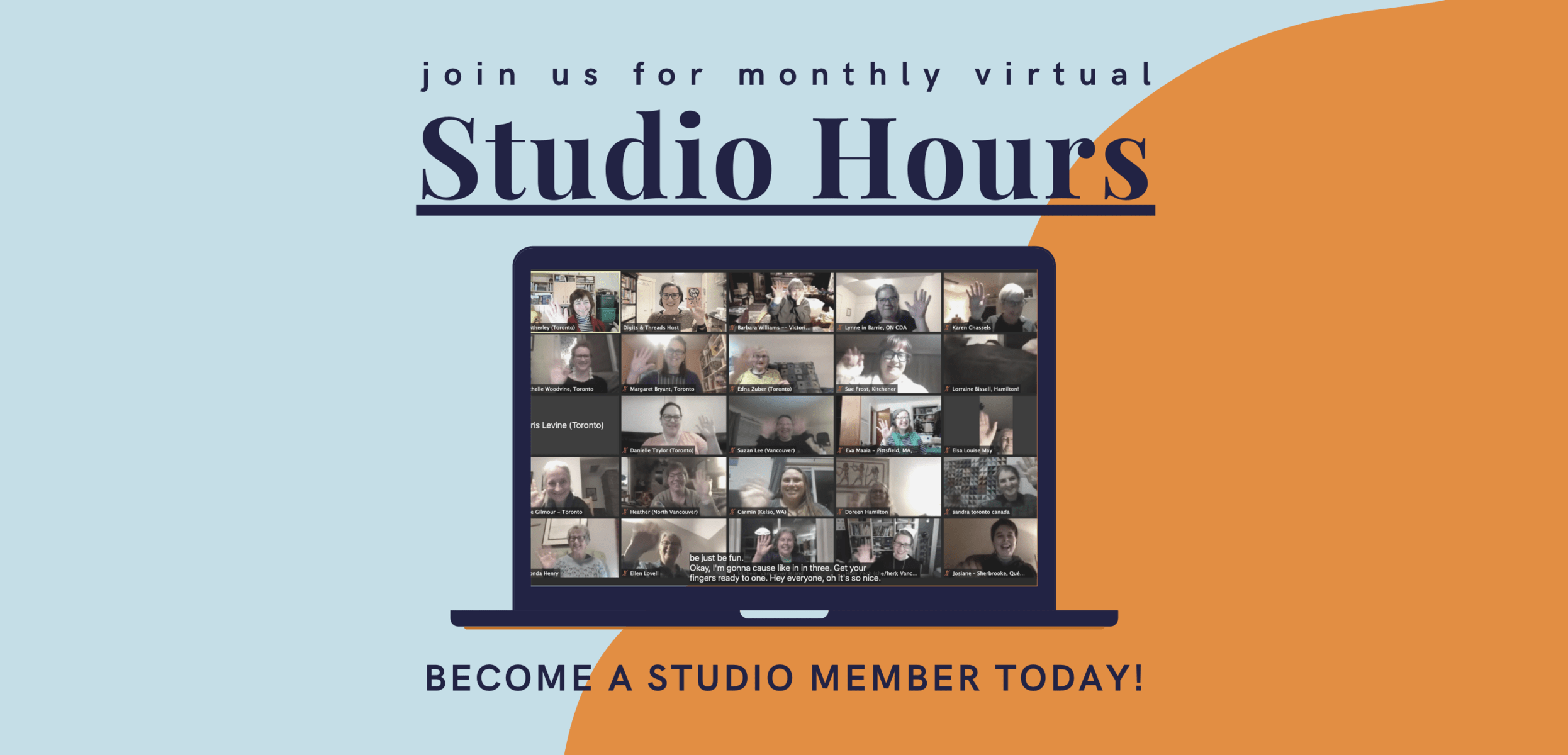 Studio Hours March 9, 2021: A Year of Pandemic Projects