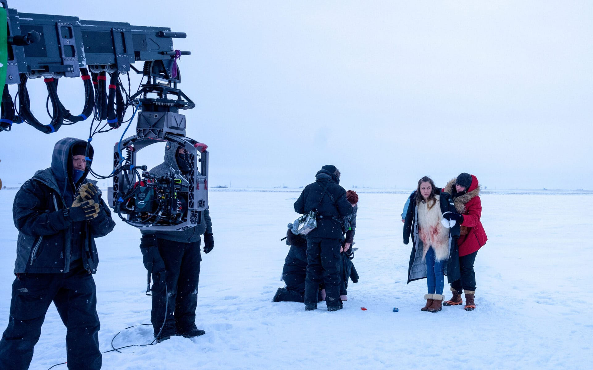 Costume Designer Jennifer Haffenden on Keeping Actors Warm through the Canadian Winter