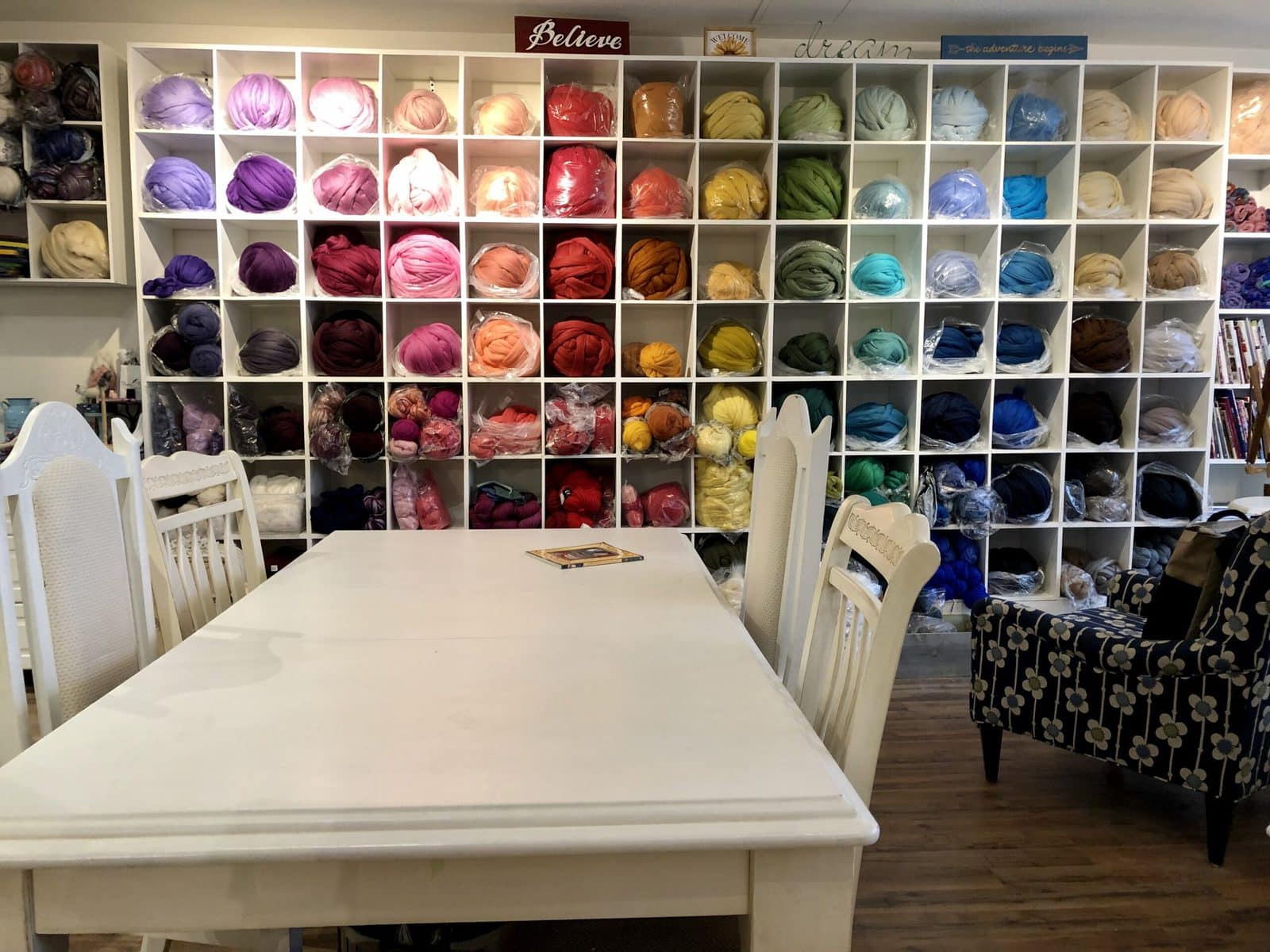 Stitching Together: How Indie Craft Shops Have Adapted in the COVID-19 Pandemic