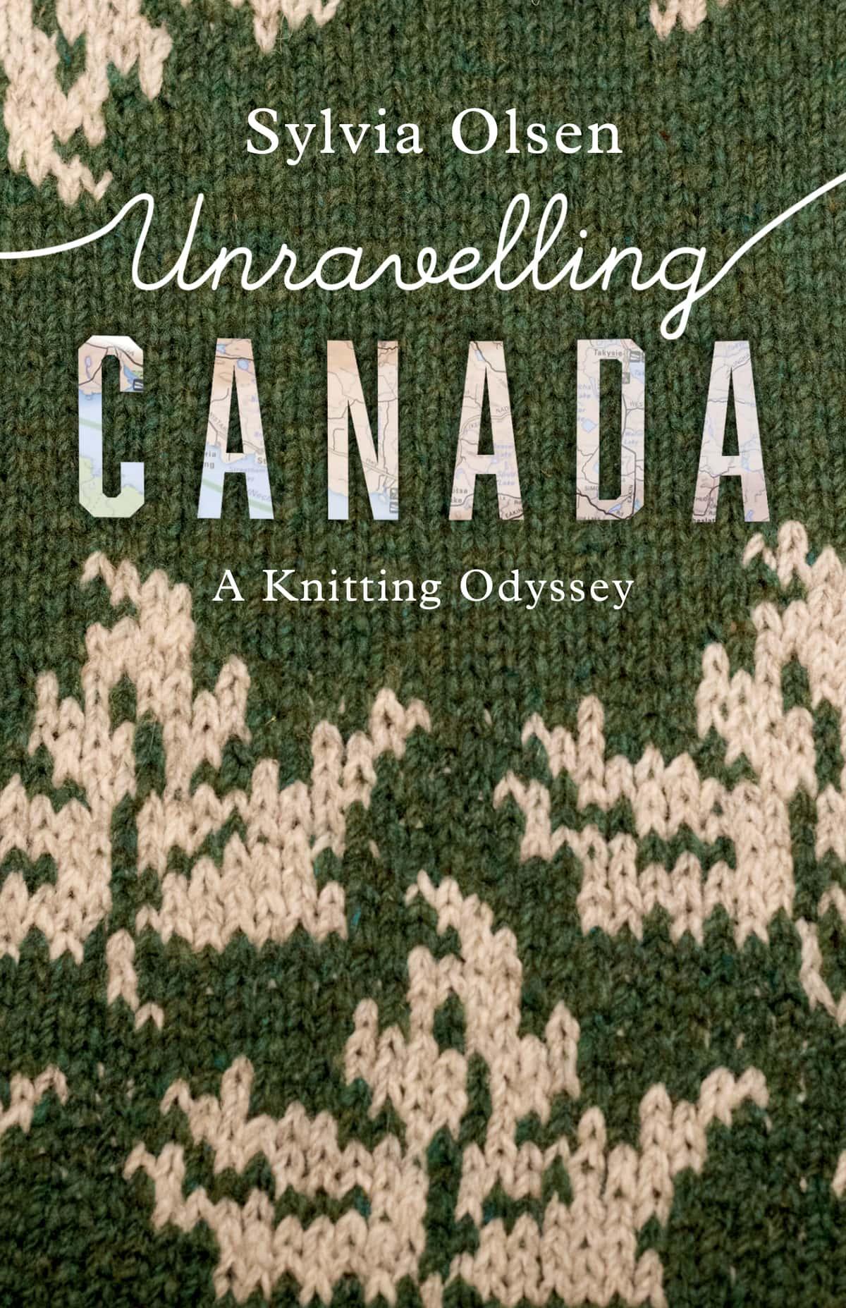Image description: the cover of Sylvia Olsen's book ....